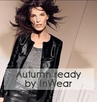Damesmode, klaar voor de herfst ? met InWear's herfst collectie. lees meer: http://www.pops-fashion.com/damesmode/damesmode-klaar-voor-de-herfst-met-inwears-herfst-collectie/