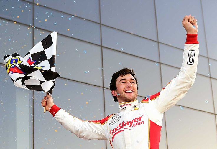 2016 Season Review: Chase Elliott  By Jessica Ruffin   Thursday, December 15, 2016  Less than a week after nabbing his first premier series pole position, Elliott earned a win, as he held off Joey Logano to win the XFINITY Series opening race at Daytona. This marked Elliott's fifth career XFINITY Series win, but first driving the No. 88 JR Motorsports Chevrolet, the car typically re ... Read More  Photo Credit: Getty Images