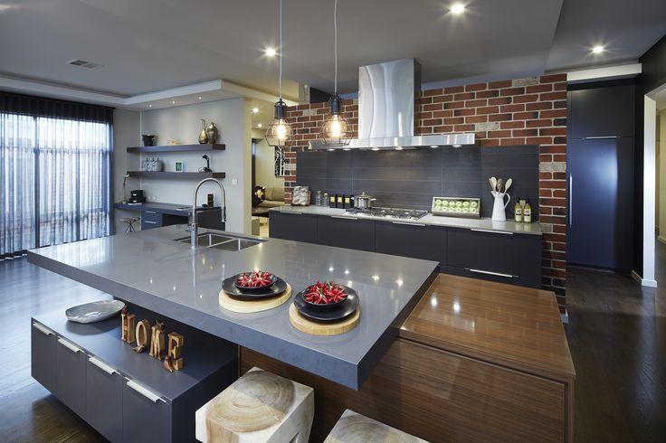 Kitchen in the new #AlabamaPlatinum #HomeGroupWA #displayhomes #perth