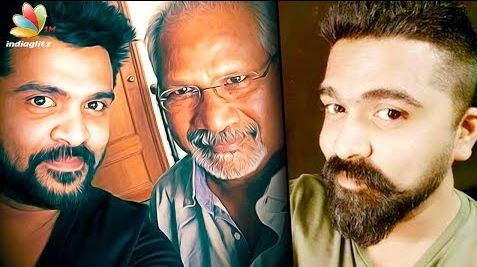 STR attends Workshop for Movie With Mani Ratnam