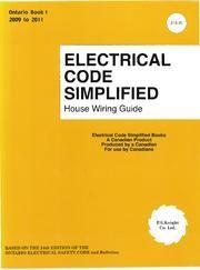 Miraculous House Wiring Guide Electrical Code Simplified Ontario Ca Free Wiring Database Pengheclesi4X4Andersnl
