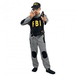 FBI στολή αστυνομικού για αγόρια