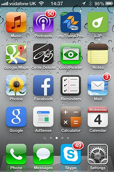 How to: Organize your iPhone apps with less logic, more usability