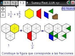 Resultado de imagen para fracciones mixtas