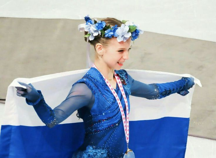 Alexandra Trusova: Winner of Ladies Skate Canadá 2019 in ...