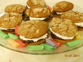 Recipes for Judys' Foodies: Shoofly Pie Whoopie Pies ! My Original Pennsylvania Dutch Treat!