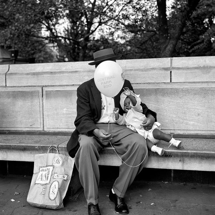 Street 4: Gallery of photos taken by the photographer Vivian Maier. One of multiple galleries on the official Vivian Maier website.