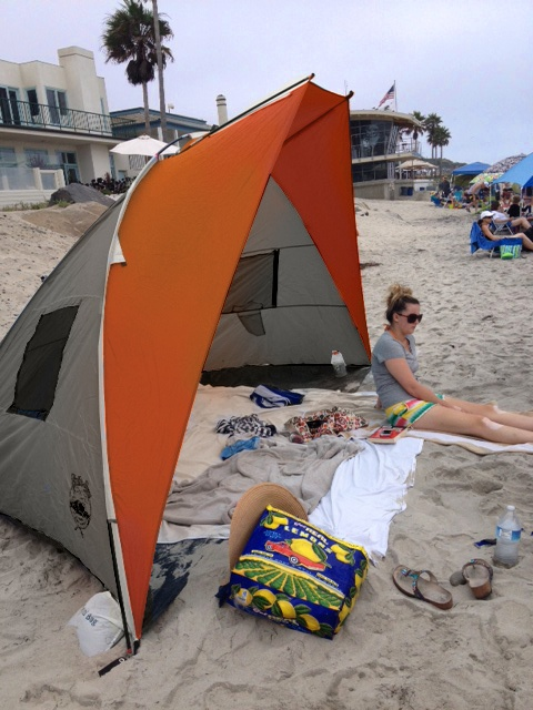 PahaQue Shadow Mountain beach canopy & 15 best PahaQue Tents in Action images on Pinterest | Tent Tents ...