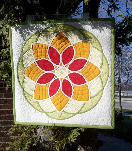 50 best images about Celtic Quilting designs on Pinterest Celtic knot tutorial, Quilt and Wall ...
