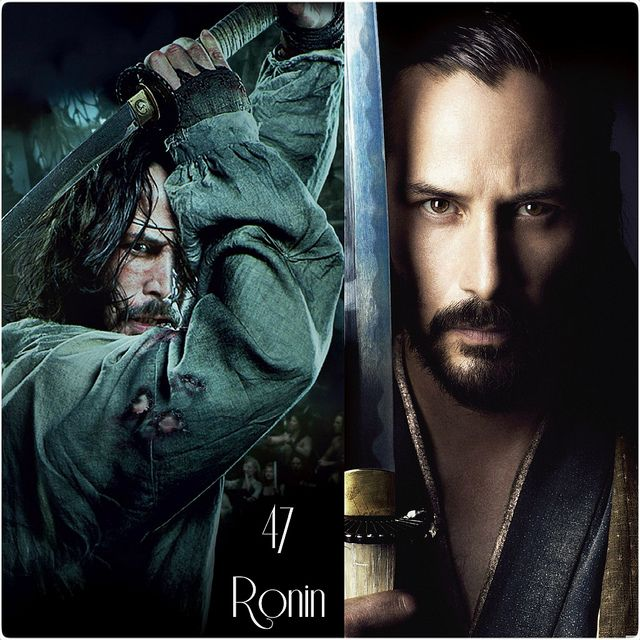 Can't wait to see this!  47 Ronin Keanu Reeves | 47-Ronin-Keanu-Reeves-b