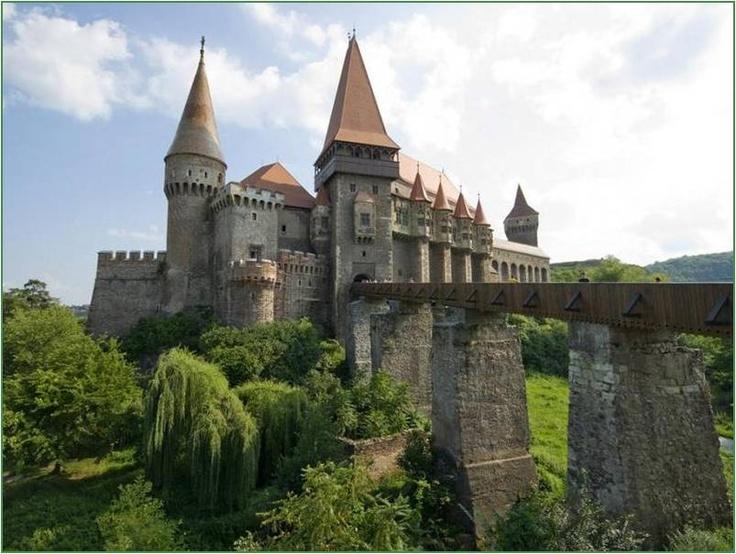 castelo da transilvania romenia