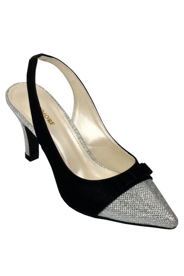 Jual sepatu wanita murah dan berkualitas: CLAYMORE High Heels Claymore MZ - 706 Black