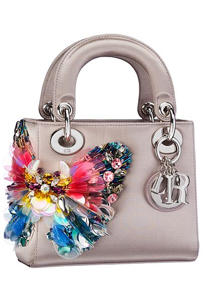 Provocative Woman: Christian Dior - Spring, Summer 2013 Lady Dior Handbags *totally in love with this bag!
