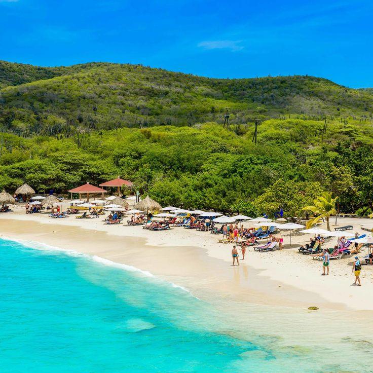 Curaao Curaao Caribbean Beach Sea Coast coastal
