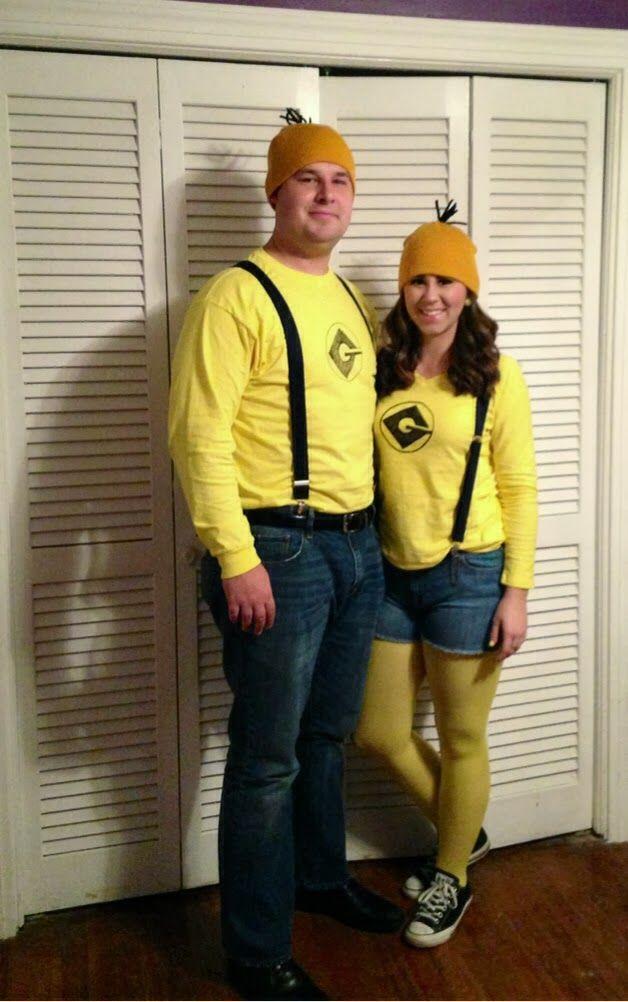 Minions Halloween costumes
