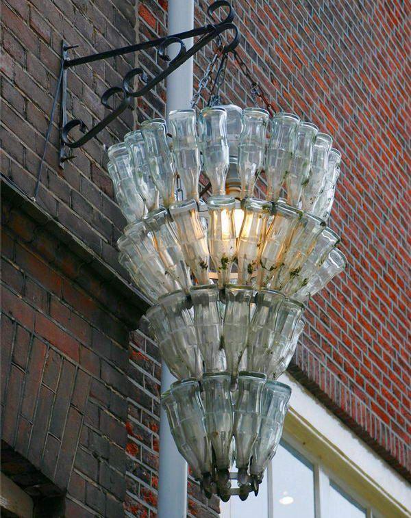 Best 25+ Homemade chandelier ideas on Pinterest   Diy chandelier ...