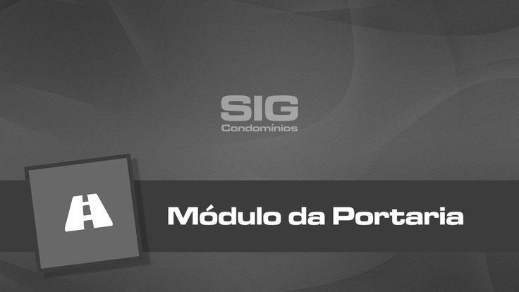 SIG - Portaria