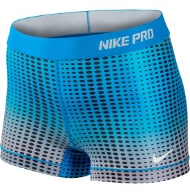 Blue Nike Pro spandex!! I have the Nike pro sweatshirt to match! Love this…