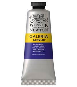 Winsor & Newton Galeria Acrylic Paint 60ml Tubes