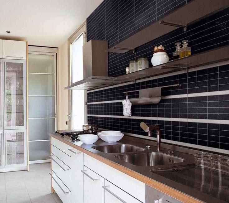 Moderní kuchyňský obklad Open view. Nikdy nestárnoucí mozaika.