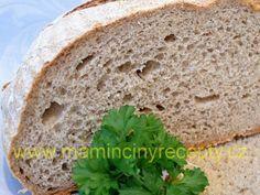 Bezlepkový chléb s psylliem