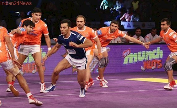 Pro Kabaddi League: Surender Nada, Meraj Sheykh to captain Haryana Steelers, Dabang Delhi