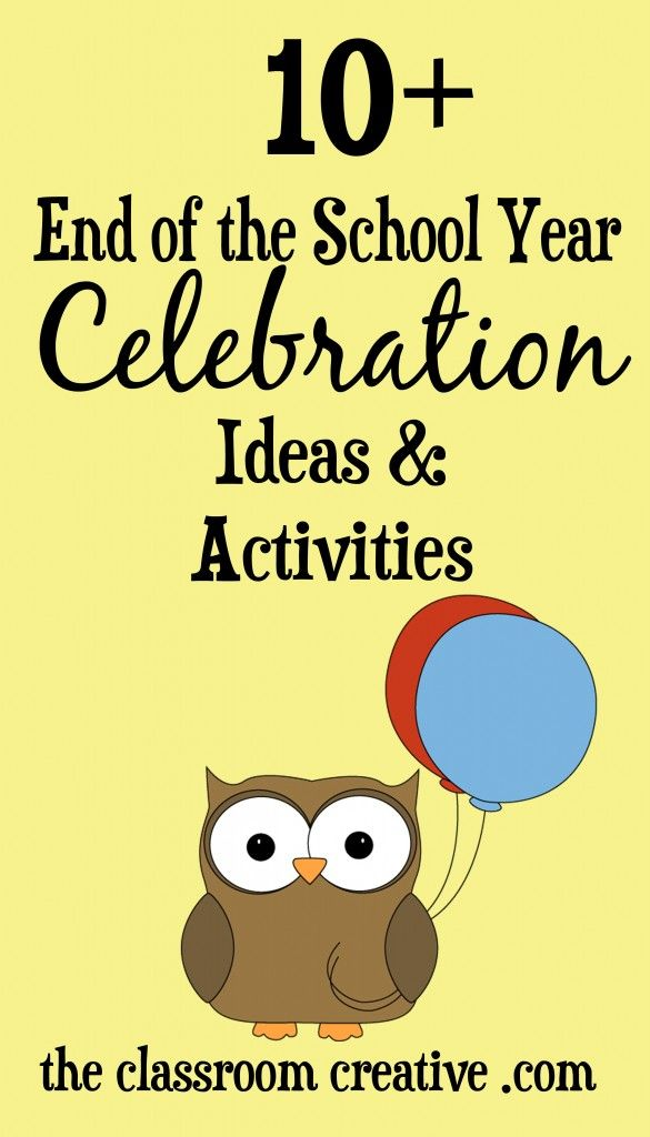 Classroom Voting Ideas ~ Best end of the school year crafts activities and