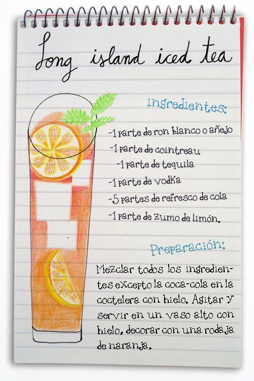 Long island iced tea: cóctel mixto