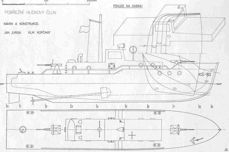 Photo Plan Patrol Boat Ks80 Jpg