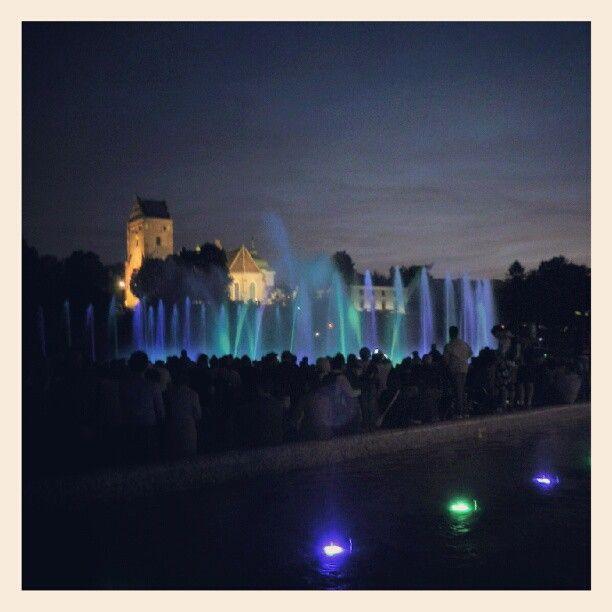 Multimedialny Park Fontann - Poland Warsaw