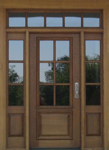 39 Best Front Doors Images On Pinterest Entrance Doors Craftsman