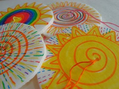 Fatima Craft – Miracle of the Sun Spinner