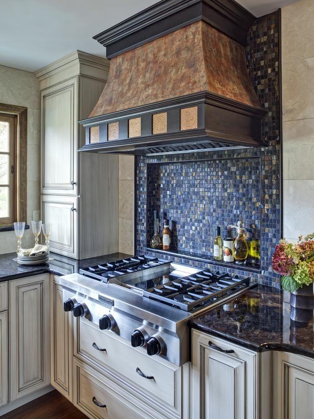 30 Trendiest Kitchen Backsplash Materials