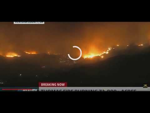 SO CAL Fire Maps. Active Fire Mapping Program. News Update. NOT NATURAL!!! - YouTube