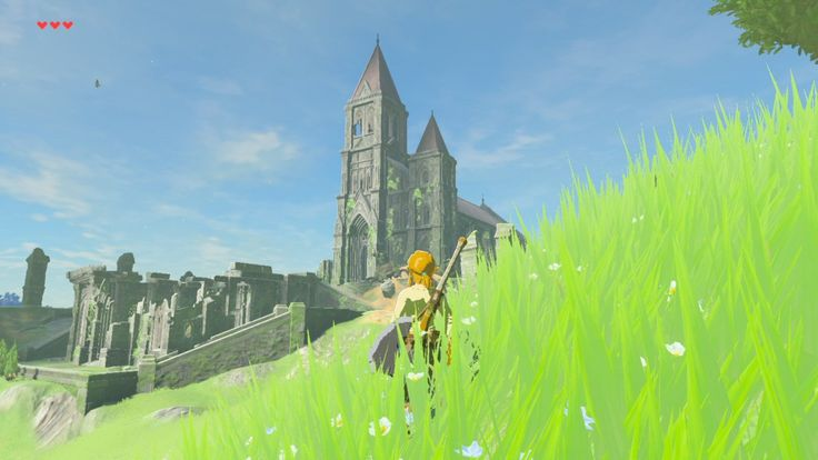 The magnificent new 'Legend of Zelda' game has 2 hidden characters  here's how to get them