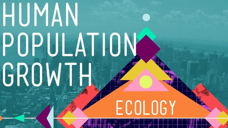 Human Population Growth – Ecology #3