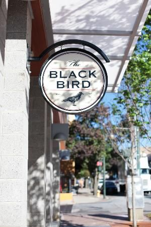 The Black Bird restaurant in downtown #Asheville puts a fresh twist on Southern favorites. Leave room for coconut cake!