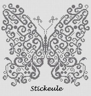 Les Fans de Papillons: - Le Blog des Dames