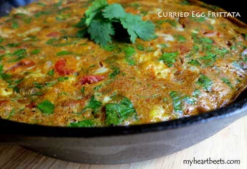 This curried egg frittata is one awesome little egg pie. I eat eggs like it's my job. As I write this, I'm thinking about the fresh eggs sitting in my fridge waiting to be eaten – they're from my awesome new friend Hayley over at Health Starts in the Kitchen. She and her hubby came… [read more]