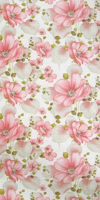 Diana | Flower Wallpaper | Vintage Wallpaper | Johnny-Tapete