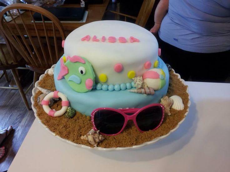 1st Birthday Party Cake!