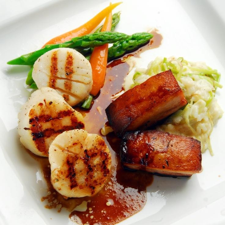 Rocky Mountain Cuisine. Canadian Rocky Mountain Resorts.