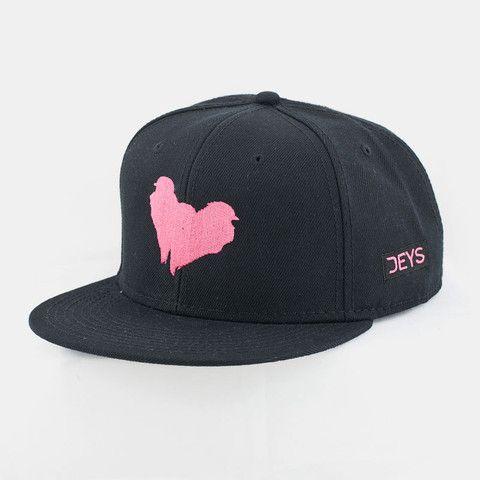 Deys Snapback Pink Bird #deys#snapback#snapbacks