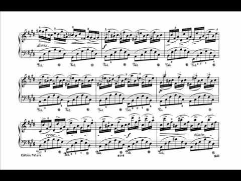 What is the easiest Chopin piano etude to begin learning ...