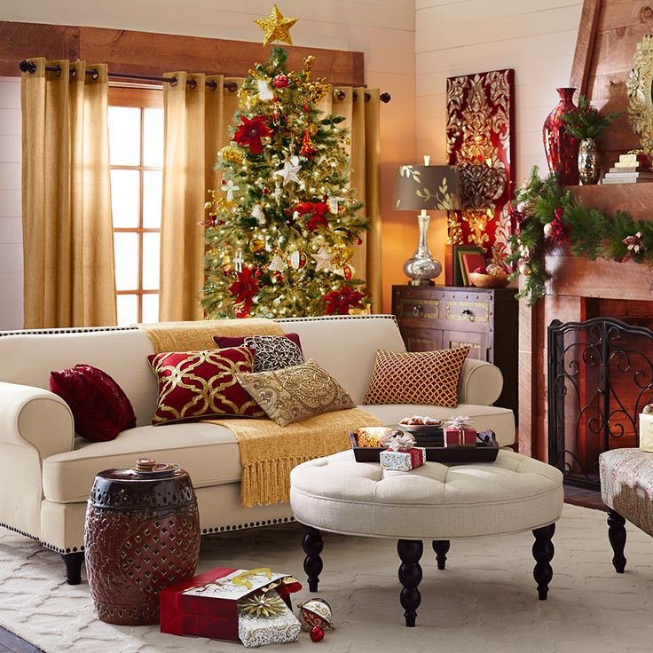 95 best images about holiday home on pinterest christmas for Pier 1 living room ideas