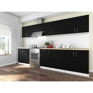 25 best ideas about cuisine noir mat on pinterest for Cuisine noir mat ikea