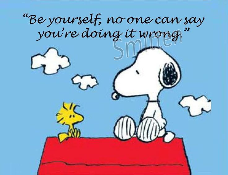 art quote | Snoopy Quote Art print by SmittensDesigns on Etsy