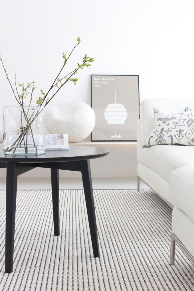 Living room details via Lisbet E.