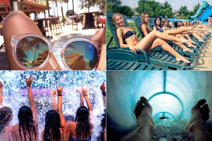 <p>Vai aalgum parque aquático em breve? Então pode dar play no clipe de Beauty And aBeat(do Justin Bieber, que rola em um parque do tipo) para entrar no clima e começar a se animar por aí! \o/ Se fotos na piscina já ficam legais, imagina o que dá pra fazer em parques cheio delas, com […]</p>