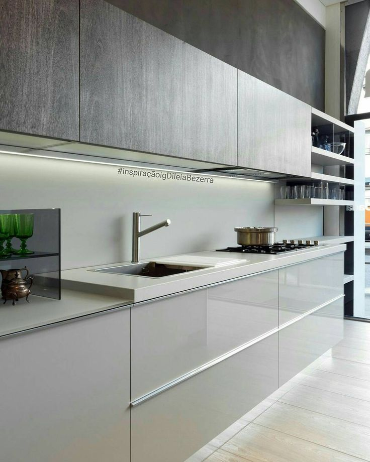 23 Best L Shaped Modular Kitchen Images On Pinterest